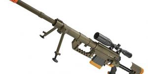 Evike CheyTac Licensed M200 Intervention Bolt Action Custom Sniper Rifle
