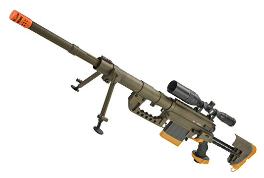 Evike CheyTac Licensed M200 Intervention Bolt Action Custom Sniper Rifle