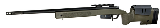 McMillan M40A5 Gas-Powered Airsoft Sniper Rifle