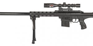 P2912A Spring Sniper Rifle W/ Scope & Bipod