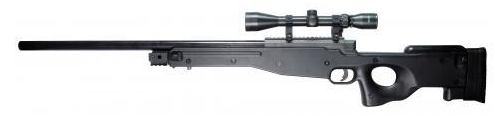 TSD Tactical SD96 Bolt-Action Long Sniper Rifle
